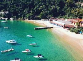 Casadateca, beach hotel in Praia Vermelha