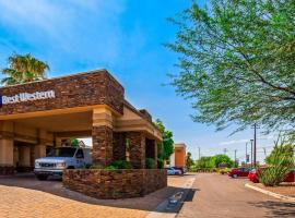 Best Western Tucson Int'l Airport Hotel & Suites, pet-friendly hotel in Tucson