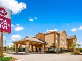 Best Western Plus Muskoka Inn, hotel in Huntsville