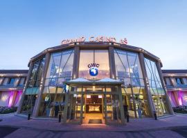 Grand Casino Aš – hotel w mieście Aš