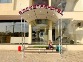 Rock Star Hotel, hotel in Pushkar
