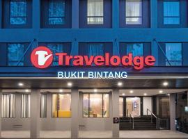 吉隆坡武吉免登彩鸿酒店,吉隆坡升禧藝廊附近的飯店