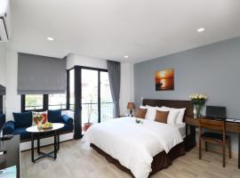 ISTAY Hotel Apartment 6, căn hộ dịch vụ ở Hà Nội