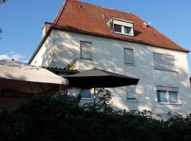 Ferienwohnung Hofgarten, Hotel in Ansbach