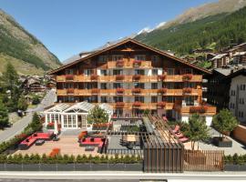 Hotel Couronne Superior, hotel in Zermatt