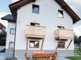 u Jagody, hotel in Mszana Dolna
