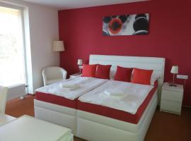 Vila Moravia, hotel v blízkosti zaujímavosti Aqualand Moravia (Pasohlávky)