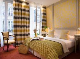 Hôtel Le Regent Paris, hotel near Saint-Sulpice Church, Paris
