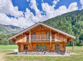 Chalet Coralie, chalet i Chamonix-Mont-Blanc