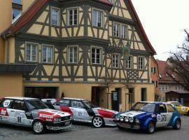 Krone Langenburg, Hotel in Langenburg