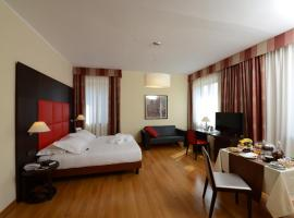 Hotel Guglielmo, отель в Катандзаро