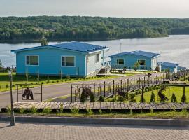 Парк-отель Медвежья гора, отель в городе Chudskaya