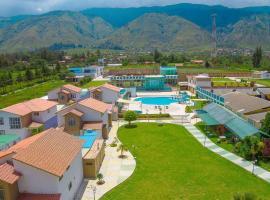 Hotel Regina Resort & Convenciones, отель в городе Кочабамба