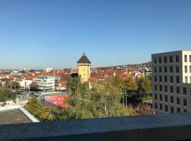 Pension QMT Reutlingen, Hotel in Reutlingen