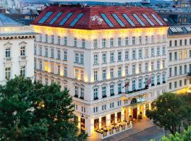 The Ring - Vienna's Casual Luxury Hotel, hotel a Vienna, Ringstrasse