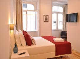 Mystay Porto Batalha, hotel in Porto