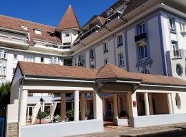 Hôtel Bristol, hôtel à Le Touquet-Paris-Plage