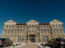 Hotel Regal, hotel in Beiuş