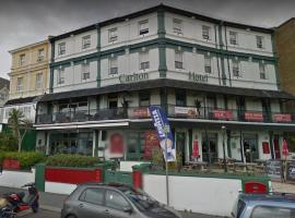 The Carlton Hotel, hotel in Bognor Regis