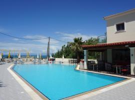 SunRose Beach Aparthotel, pet-friendly hotel in Acharavi