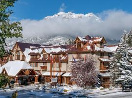 Banff Caribou Lodge and Spa, hotel en Banff