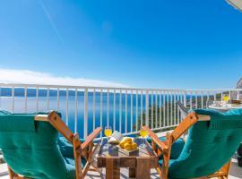 Apartments Luxury view, luxury hotel in Omiš