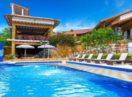 Hotel Hicasua y Centro de Convenciones, hotel in Barichara