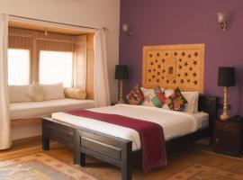 Mateh Villa, hotel di Jaisalmer