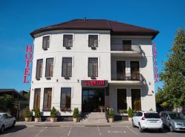 Top Hill Hotel, отель рядом с аэропортом Международный аэропорт Краснодар - KRR в Краснодаре