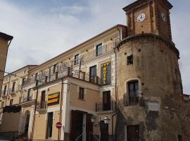 Hotel Palazzo Salerno, hotel a Rogiano Gravina