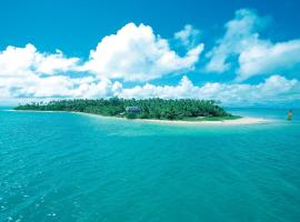 Fafa Island Resort, resort a Nuku'alofa