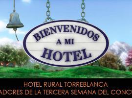 Hotel Rural Torreblanca, casa de campo en Guadarrama