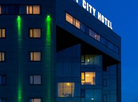 West City Hotel, hotel in Cluj-Napoca