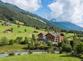 Hotel Rastbichlhof, hotel in Neustift im Stubaital