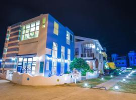 海藍藍 ,馬公市的民宿