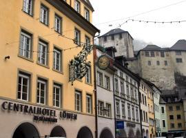Central Hotel Löwen, hotel in Feldkirch