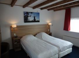 Hotel Hulst, hotel in Hulst