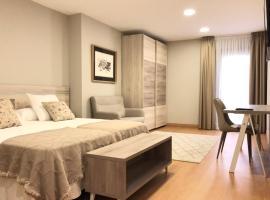 Hotel Roquiño, hotel en Caldas de Reis