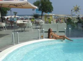 Hotel Rio Bellaria, отель в Беллария-Иджеа-Марина