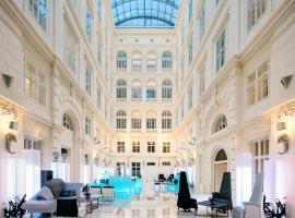 Barceló Brno Palace, budget hotel in Brno