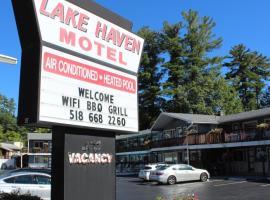 Lake Haven Motel, motel in Lake George