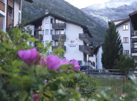 Hotel Ambiente, hotel in Saas-Fee