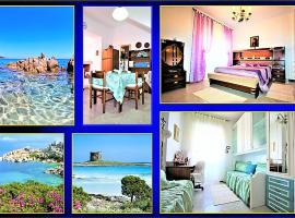 Appartamento sul mare, hotel with jacuzzis in Santa Teresa Gallura