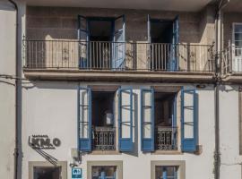 Santiago KM-0, hotel en Santiago de Compostela