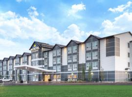 Microtel Inn & Suites by Wyndham Fort McMurray, hotel em Fort McMurray