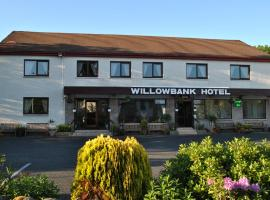 Willowbank Hotel, hotel near Blairmore and Strone Golf Glub, Largs