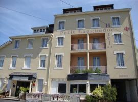 Hôtel Au Petit Languedoc, hotel near Notre Dame de Lourdes Sanctuary, Lourdes