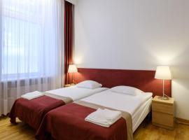 Hotel Metropolis, отель в Каунасе