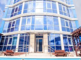 Отель «Семь Адмиралов», отель в Витязеве