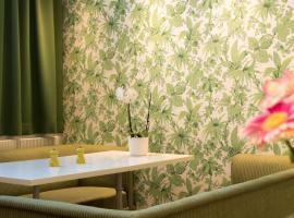 Hotel Rivoli Jardin, hotelli Helsingissä lähellä maamerkkiä Leppävaaran asema